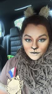 Halloween Costume And Makeup Ideas by Best 25 Lion Makeup Ideas On Pinterest Lioness Makeup Cat
