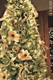 Decorated Christmas Trees In Gold by Michaels Dream Tree Challenge 2013 The Reveal Ashley Hackshaw