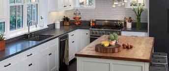 mixed kitchen countertops lovely countertop material ideas in mt