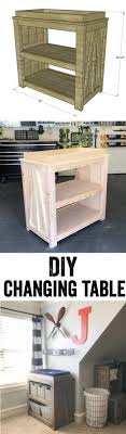diy baby changing table free baby changing table woodworking plans baby changer free