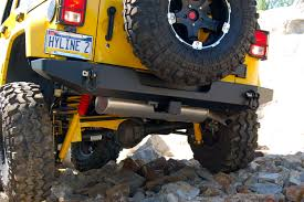 jeep rear bumper jeep rear bumpers hyline offroad