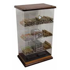 used cigar humidor cabinet for sale roosevelt wood acrylic humidor cabinet 250 cigar commercial