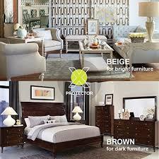 x protector premium two colors pack furniture pads 133 felt