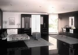 Bedroom Design Liverpool Phoenix Gloss Black U0026 White Bedroom U2013 Brosna Furniture Components