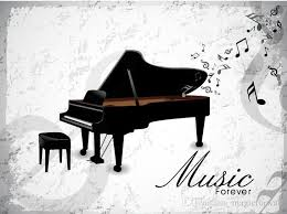 music note home decor music forever piano wall art mural poster decor musical note home