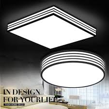 dimmable led ceiling lights 2018 super bright round square dimmable led ceiling lights 24w 36w