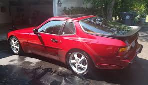 1987 porsche 944 turbo for sale 1987 porsche 944 turbo for sale on bat auctions sold for 16 000