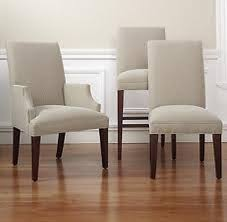 Upholstered Dining Room Chairs With Arms Dining Room Chairs With Arms Outstanding Upholstered Parsons
