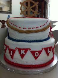 nautical themed baby shower cake 0488490099e7d3fda71160120cb2f722
