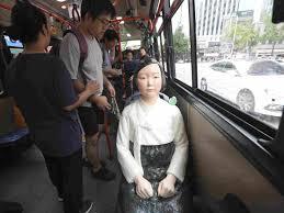 Comfort Women Japan Comfort Woman U0027 Memorial Statues A Thorn In Japan U0027s Side Now Sit