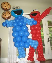 balloon delivery fargo nd 23 best sesame balloon ideas images on balloon