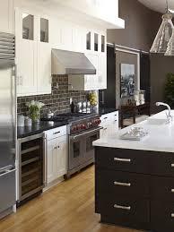 Houzz Kitchen Tile Backsplash by Catchy Kitchen Backsplash White Cabinets And Tile Backsplash And