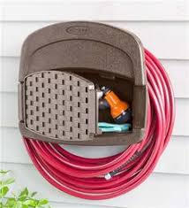 Garden Hose Hanger With Faucet Garden Hose Holder Patios And Outside Decor Pinterest