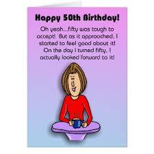 funny 50th birthday cards funny birthday card celebrating 50th