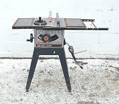craftsman table saw parts model 113 craftsman model 113 table saw manual craftsman 113 table saw fence