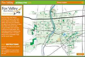 Kcc Map Where The Fun Begins County Accepting Applications For Fox Valley