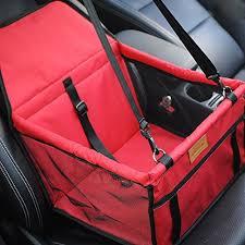 siege auto pliable étanche pliable pour domestique de siège de voiture chien