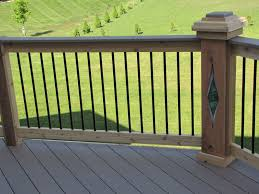 deck handrail ideas deck design and ideas
