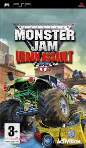 monster trucks jam games monster jam urban assault wii amazon co uk pc u0026 video games