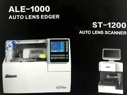 ale 1000 patternless lens edger