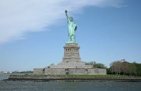Pedestal Access To Statue Of Liberty Social Lounge Statue Cruises