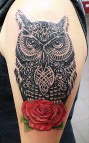 owl tattoos tattoofanblog