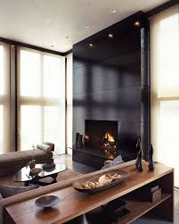 Living Room Fireplace Design by 149 Best Features Fireplaces Design Images On Pinterest