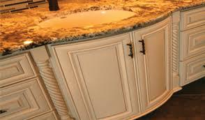 Kitchen  Vanity Cabinets BuilderElements - Kitchen cabinet glaze colors