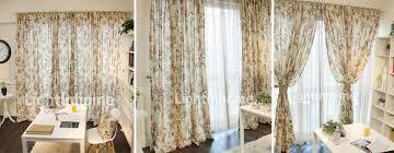 Curtain Place Cotton Curtains Cotton Curtain Panels