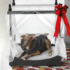 Pet Canopy Bed Pawslife Pet Canopy Bed Bed Bath Beyond