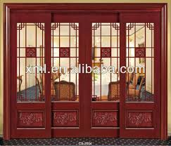 patio door glass inserts interior decorative glass insert solid wood sliding doors buy