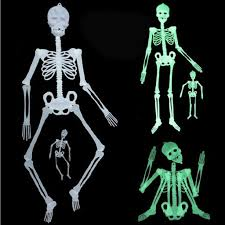 online get cheap plastic halloween skeletons aliexpress com