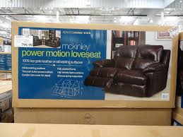 Living Room Chairs At Costco Leather Power Reclining Sofa Costco Best Home Furniture Decoration