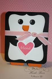 15 penguin cards to make hobbycraft