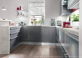 gray gloss kitchen cabinets xeno anthracite ultra high gloss kitchen home pinterest gloss