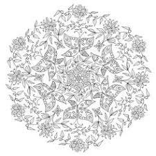 mandala ornament pattern vintage decorative elements hand