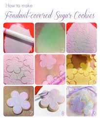 Easter Eggs Decorated With Fondant by Amazing Sugar Cookies And How To Decorate Them With Fondant