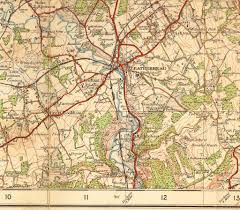Map Of Europe 1920 by Old Os Map Of Leatherhead Area C 1920 U003c U003c From Map Ordnan U2026 Flickr