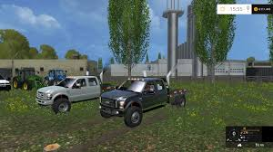 Ford Diesel Truck Reviews - ford f 350 diesel pack revision v1 for fs 2015 farming simulator