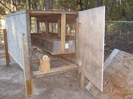build an easy chicken coop with how to build a simple chicken coop