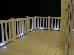 Decking Kits With Handrails Amazon Com Paradise Gl28100 Low Voltage Stainless Steel Led Deck
