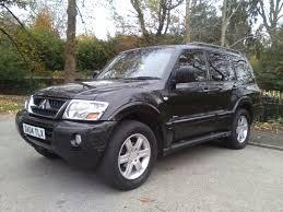 2004 mitsubishi shogun warrior 3 2 di d 7 seat auto black