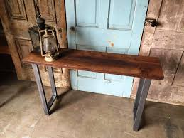 narrow metal console table small metal console tables table narrow refinishing image of height