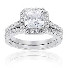 cubic zirconia halo engagement rings cubic zirconia rings shop the best deals for nov 2017