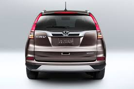 honda crv 2015 honda cr v refreshed with new engine improved mpg