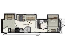 Keystone Rv Floor Plans New 2016 Residence 406fb 11692