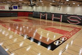 Gym Floor Refinishing Supplies by Stalker Sports Floors