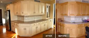 Wood Refinishing  Restoration Brush  Roll Painting Omaha NE - Kitchen cabinet restoration