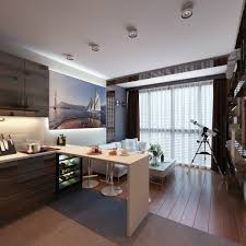 Kitchen Design For Small Apartment Small Apartment Design Kitchen Designs Pinterest Small