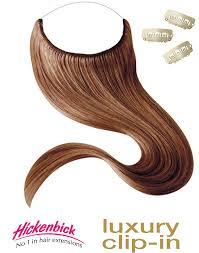 hickenbick extensions flip in extensions 55cm länge bei hickenbick hair de